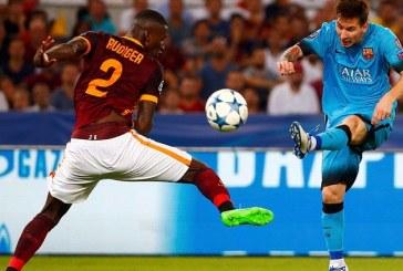 روما يحرج برشلونة وليفركوزن يبدأ بقوة