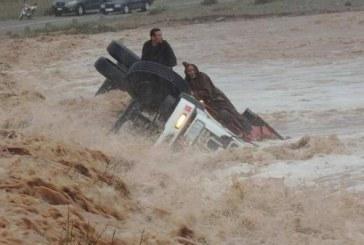 الجزائر: مقتل 12 شخصا في فيضانات بالجنوب