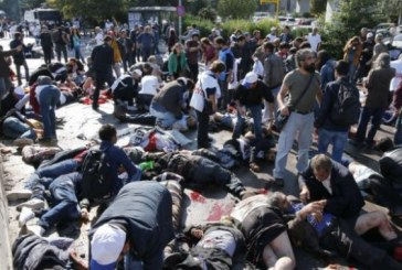حصيلة جديدة: 86 قتيلا على الأقل في تفجيري أنقرة