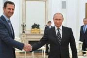 الأسد في موسكو بأول زيارة خارجية منذ بداية ثورة سوريا