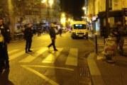 هولاند يعلن حالة الطوارئ إثر سلسلة هجمات في باريس توقع عشرات القتلى