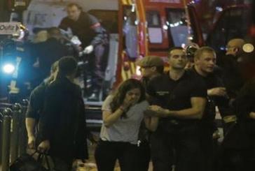 الشرطة الفرنسية : ارتفاع عدد القتلى في هجوم باريس إلى 40 قتيلا