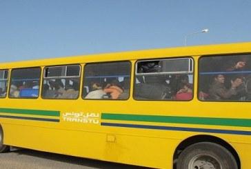 شركة نقل تونس: نحو اقتناء 120 حافلة جديدة في 2016