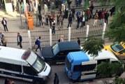 طعن شرطي خلال مناوشة بين منتصبين عشوائيا و قوات الأمن