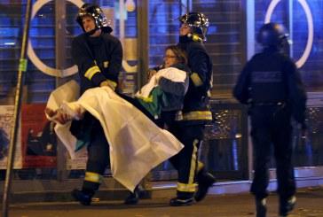 تفاصيل الاعتداءات  في هجمات إرهابية بالعاصمة الفرنسية