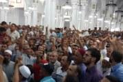 منع صلاة الجمعة بجامع اللخمي للأسبوع الرابع على التوالي