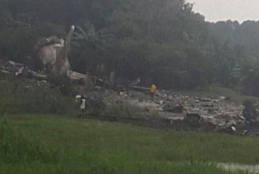 مقتل 40 راكبا بتحطم طائرة روسية الصنع بجنوب السودان