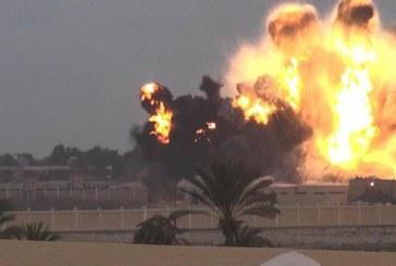 """مصر.. 5 قتلى بتفجير تبناه """"داعش"""" في العريش"""