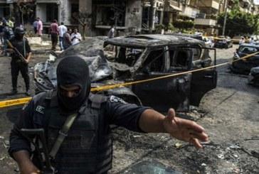 مصر: قتلى وجرحى في هجوم انتحاري استهدف فندق قضاة الانتخابات