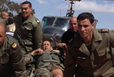 إصابة جنود في مواجهات بين قوات الجيش الوطني وعناصر مسلّحة بجبل الشعانبي