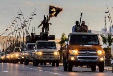 داعش يعلن عن نفسه في مدينة ليبية جديدة غرب البلاد