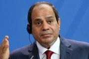 السيسي يؤكد استمرار الدعم المصري لليبيا