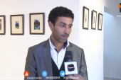 كواليس الحدث : معرض الفنان التشكيلي عبد الجواد نصراوي