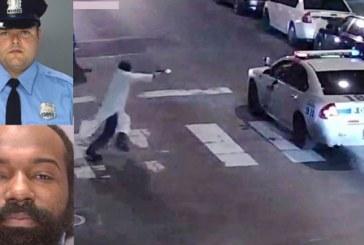 """فيديو: موال لتنظيم """"داعش"""" يطلق 11 رصاصة على شرطي في الولايات المتحدة"""