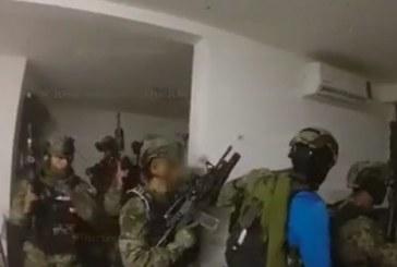 فيديو يظهر عملية اعتقال أكبر تاجر مخدرات في العالم