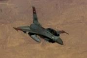 """سقوط مقاتلة مصرية من طراز """"F16″ ومصرع طاقمها.. (فيديو)"""