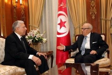 تطور الأحداث في ليبيا والأوضاع في الشرق الأوسط محور لقاء رئيس الجمهورية بوزير الخارجية