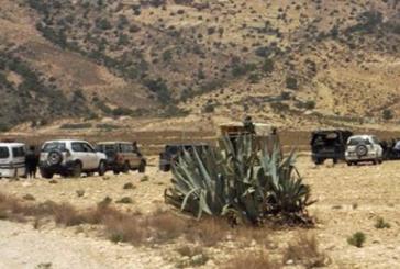 عملية مطماطة : إلقاء القبض على إرهابي رابع