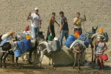 سيدي بوزيد : 266 عائلة دون ماء في بن عون
