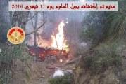 العثور على مخيّم جديد للإرهابيين بجبل السلوم