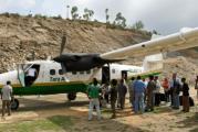 النيبال : العثور على حطام الطائرة وهلاك جميع ركابها