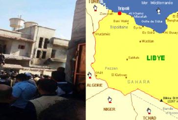 """ليبيا – صبراتة : """"دواعش"""" يتحصّنون بعمارة ويهدّدون بتفجير أنفسهم"""