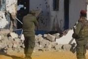 بن قردان: ارهابيون يطلقون النار على الثكنة العسكرية ثم يتحصنون بمدرسة