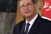 رئيس الحكومة الحبيب الصّيد يعزّي نظيره البلجيكي