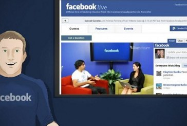 مارك زوكربورغ يعلن رسميّا عن إطلاق خدمة FACEBOOK LIVE لجميع المستخدمين