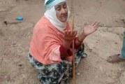 بالصور: شباب من القيروان يتطوعون لبناء مسكن لمرأة مسنة بدل كوخها