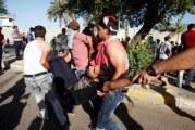مصادر طبية: 4 قتلى و90 مصابا في اقتحام المنطقة الخضراء ببغداد يوم الجمعة