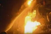 انفجار يهزّ الدار البيضاء المغربية