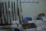 بن قردان : حجز كمية من الأسلحة والذخيرة في مخبأ ببن قردان