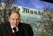 بوتفليقة يطالب صحيفة لوموند الفرنسية بتعويض قدره 10 ألاف يورو