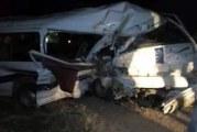 سيدي بوزيد:وفاة شخصين وإصابة 11 أخرين في حادث مرور