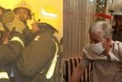 إخلاء 570 معتمرًا وإصابة واحدة إثر حريق بفندق بمكة المكرّمة
