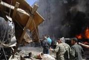 قتلى وجرحى في تفجيرين متزامنين أحدهما انتحاري في منقطة السيدة زينب جنوب دمشق
