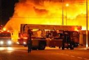 باجة :حريق يأتي على أكثر من 100 هكتار من الحبوب في تبرسق