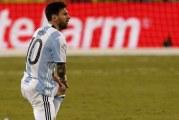 ليونيل ميسي يعتزل اللعب الدولي مع منتخب الأرجنتين