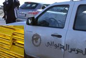 فرقة الحرس الديواني بقابس : إيقاف شخصين بحوزتهما 39 كلغ من الذهب