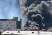 انفجار قوي يهز مستشفى جنوب فرنسا (فيديو+ صور)