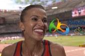ريو 2016: حبيبة الغريبي في المركز الثالث وتتأهل لنهائي سباق 3000 متر موانع