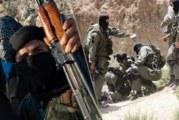 الكشف عن مخيم لإرهابيين وإصابة عسكري في اشتباكات بجبال الكاف