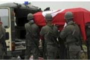 اليوم تشييع جثامين شهداء الجيش الوطني