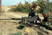 مقتل إرهابي في مواجهات جبل سمامة