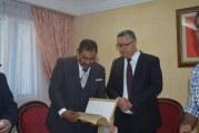 السيد محمد العياشي العجرودي رئيسا جديدا لجمعية الحمامات