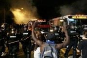 أعمال عنف بعد مقتل أمريكي من أصول افريقية وإعلان حالة الطوارئ (فيديو)