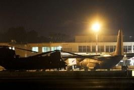 تحطم طائرة تقل مسؤولين أوروبيين إلى ليبيا