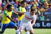 دوري أبطال افريقيا: ماميلودي صن داونز يحقق اللقب على حساب الزمالك