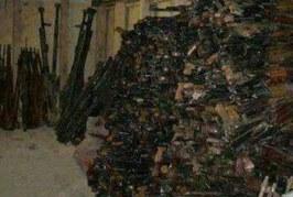 بن قردان: الكشف عن مخزن للأسلحة الرابع خلال أسبوع